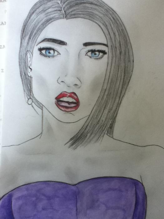 Megan Fox by Jeannot97